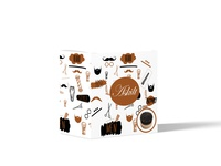 ASKILT Beard Brush Box Design For Amazon