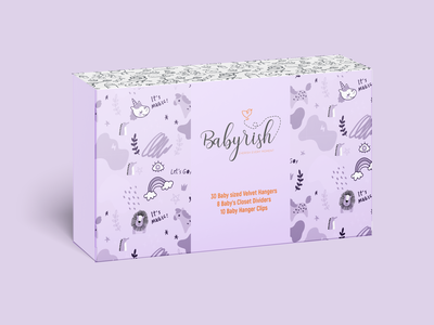 BABYRISH Box&Sleeve Design