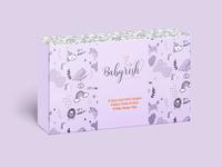 BABYRISH Box&Sleeve Design