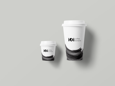 I O I  COFFEE CUP DESIGN