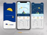 SunMarker IOS App