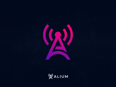 A Modern Technology logo minimal minimalist logo modern technology logo letter a letter logo logotype design art company concept icon technology logo modern design vector flat logo logo design brand identity branding
