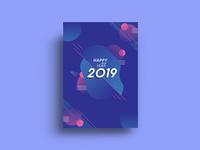 Happy New  2019