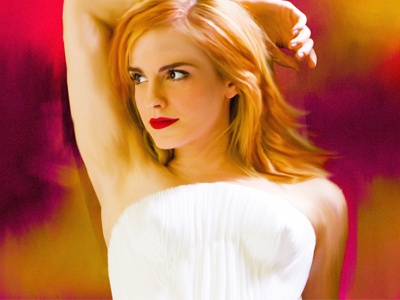 Emma Watson digital painting