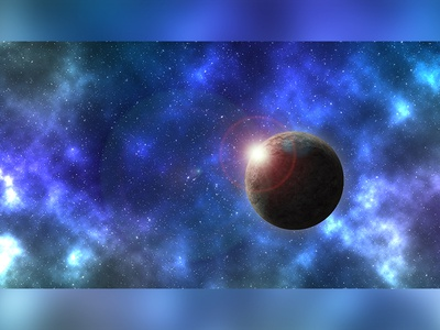 earth in galaxy