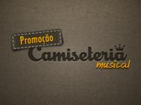 Camiseteria + Letras.mus.br