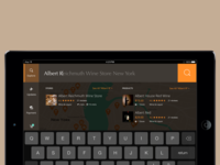Bindo Marketplace iPad App Redesign