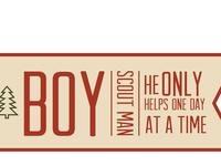 Boy Scout Man Presentation