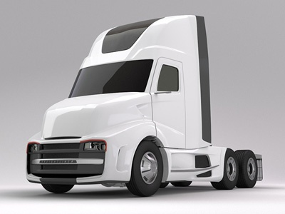 Freightliner Concept Truck