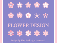 Flower Design - Part 2