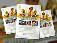 flyer dessign created by www.fiverr.com/aishahoor