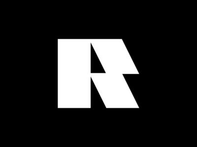 R - 36DOT07 36daysoftype07 icon branding vector logo design logo design