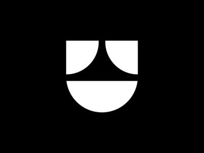 U - 36DOT07 36daysoftype07 icon branding vector logo design logo design