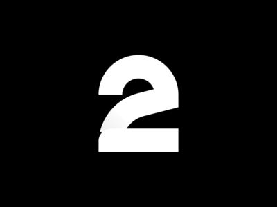 2 - 36DOT07 36daysoftype07 icon branding vector logo design logo design