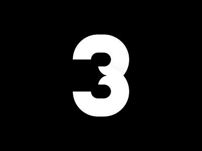 3 - 36DOT07 36daysoftype07 icon branding vector logo design logo design