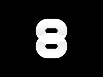 8 - 36DOT07 36daysoftype07 icon branding vector logo design logo design