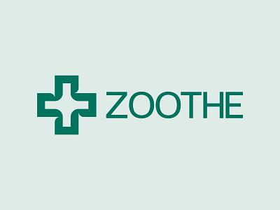 ZOOTHE LOGO DESIGN minimal flat logo design logo branding vector icon design