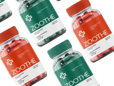 ZOOTHE LABEL DESIGN flat logo design logo branding vector design