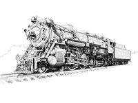 Locomotive 1396