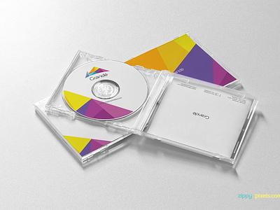8 Free Stationary Mockups  free freebie mockup stationery business card paper letterhead branding mock up envelop cd employee card
