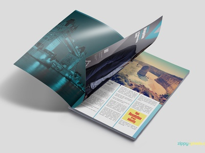Free Magazine Ad PSD Mockup free freebie mockup mockups mock up mock-up magazine psd print advertisement