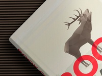 4 - Free Book Mockup - Hardcover Book Edition