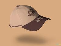 image 1 - Free Baseball Cap Mockup