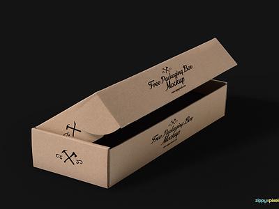 Free Packaging Box Mockups branding photorealistic customizable packaging box psd freebie free mockups mock-up mock-ups mockup