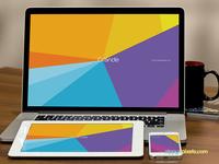 Stunning Apple Device Mockups Vol. 1