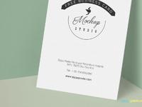 image 2 - Free Business Card Mockup