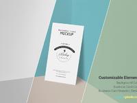 image 4 - Free Business Card Mockup