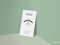 image 1 - Free Business Card Mockup