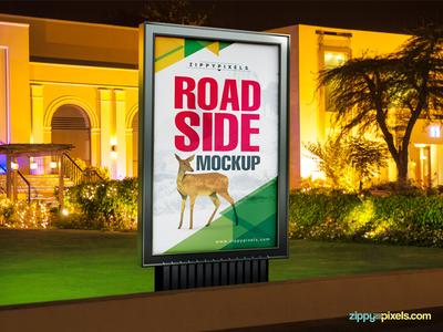 Outdoor Advertising Mockups Vol. 3