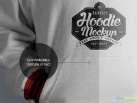 image 4 - Men's Free Hoodie Mockup