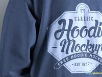 image 3 - Men's Free Hoodie Mockup