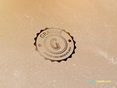 Mix Collection Of Branding Logo Mockups Vol. 1