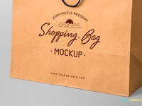 image 3 - Free Shopping Bag Mockup