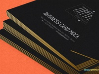 image 3 - Free Business Card PSD Mockup