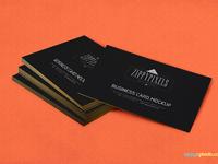 image 1 - Free Business Card PSD Mockup