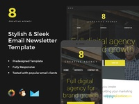 Creative Agency – Email Newsletter Template