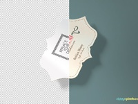 image 5 - Free Creative Business Card Mockup