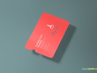 image 1 - Free Creative Business Card Mockup