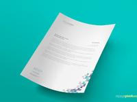 image 1 - Free A4 Size Paper PSD Mockup