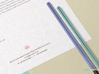 image 3 - Free US Letter Size Paper Mock-Up