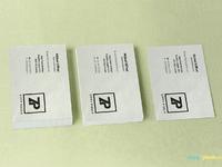 image 1 - Free Stacked Visiting Card Mockup