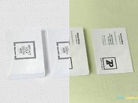 image 4 - Free Stacked Visiting Card Mockup