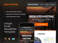 Ionix Hosting – Responsive Email Template
