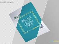 image 4 - Free Letterhead Mock-Up In A4 Size