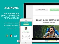 Allinone – Email Notification Template Pack