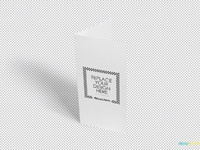 image 04 - Free 2 Fold Brochure Mockup